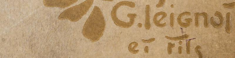 Spécimen général de la fonderie G. Peignot & fils. Tome 1
